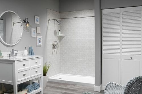 Tub/Shower Conversion